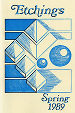 Cover image of Etchings issue 1