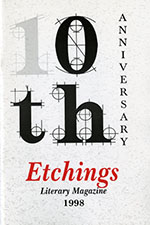 Cover image of Etchings issue 10