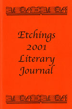 Cover image of Etchings issue 13