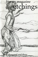 Cover image of Etchings issue 15