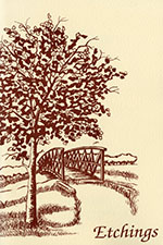 Cover image of Etchings issue 2