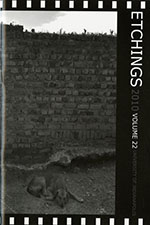 Cover image of Etchings issue 22