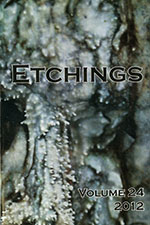 Cover image of Etchings issue 24