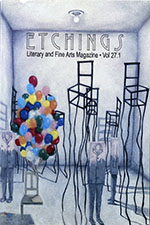 Cover image of Etchings issue 27.1