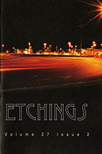 Cover image of Etchings issue 27.2