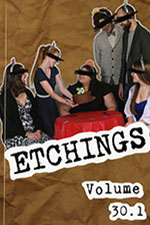 Cover image of Etchings issue 30.1