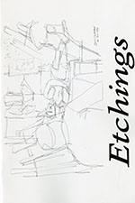 Cover image of Etchings issue 7
