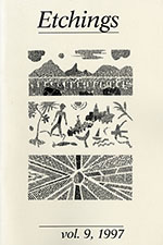 Cover image of Etchings issue 9