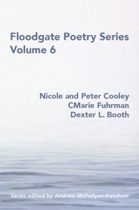 Floodgate Poetry Series Vol. 6 - fog with small ocean ripples